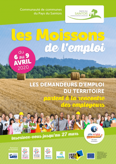 Flyer moisson de l'emploi 2020